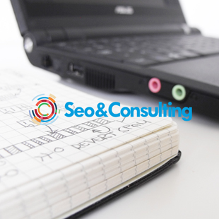 Logo Design for SEO Consulting Company Seo&Consulting