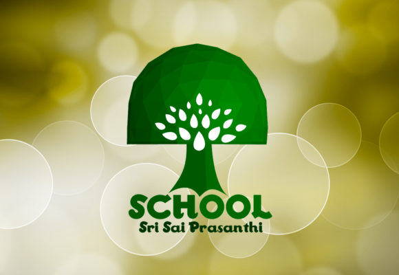 Sri Sai Prasanthi School Logo