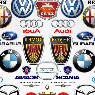 Web Banner Ads for Auto Parts Store Avtica and Auto Portal Na Kolesah