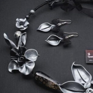 Web Design and its HTML Coding for Online Store of Designer Jewelry Katrin Luminello