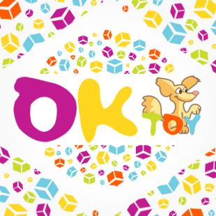 Logo Design for Toy Store OKtoy