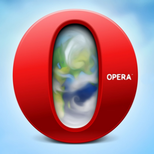Banners for Advertising Opera Mini Browser