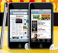 Full Stack Web Development on CMS Joomla for Mobile Phones Music Collection Tvoi Muson