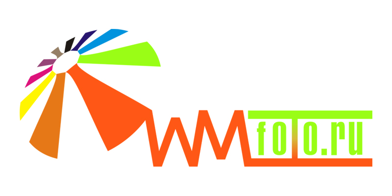 Logo Design for Online Photo Service WMfoto