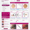 MakeUp Atelier Shop PSD Template