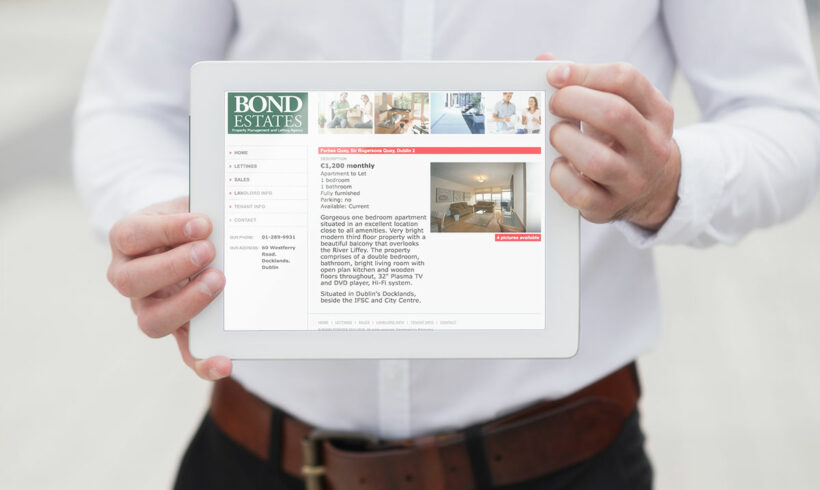 New HTML Template for Real Estate Agency