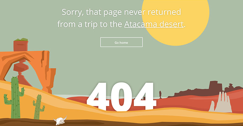 10 Creative Web Design Of 404 Error Pages