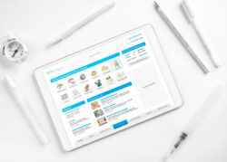 B2B Store — PSD Template for Business equipment eCommerce