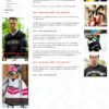5Seasons — PSD Template for Online Store of Winter Clothes